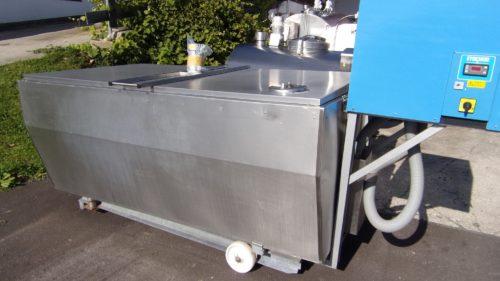 Alois Huber Landtechnik GmbH gebrauchte Milchkühlwanne