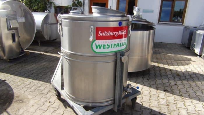 Alois Huber Landtechnik GmbH gebrauchter Hofbehälter